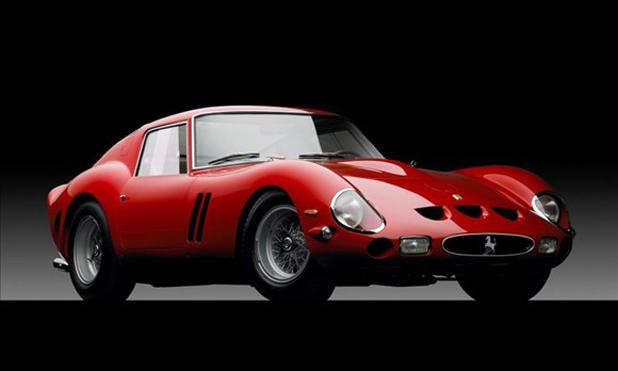 Ralph Lauren's 1962 Ferrari 250 GTO