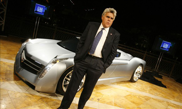 Jay Leno and his turbine-powered EcoJet