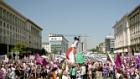 КНСБ, протест