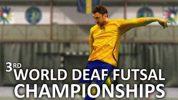 Световно първенство по футзал за глухи 2011