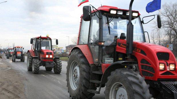 трактор, трактори