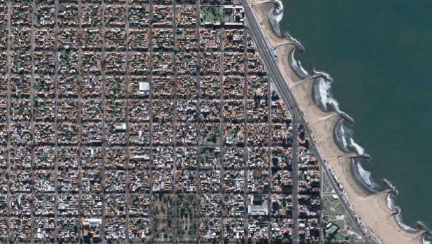 Мар дел Плата, Аржентина, гугъл