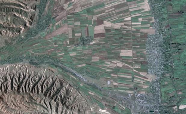 Сокулук, Каргизстан, гугъл