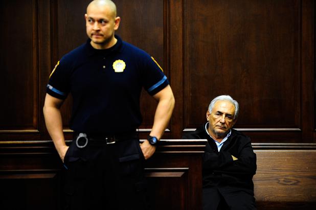 Скандалът с Доминик Строс Кан