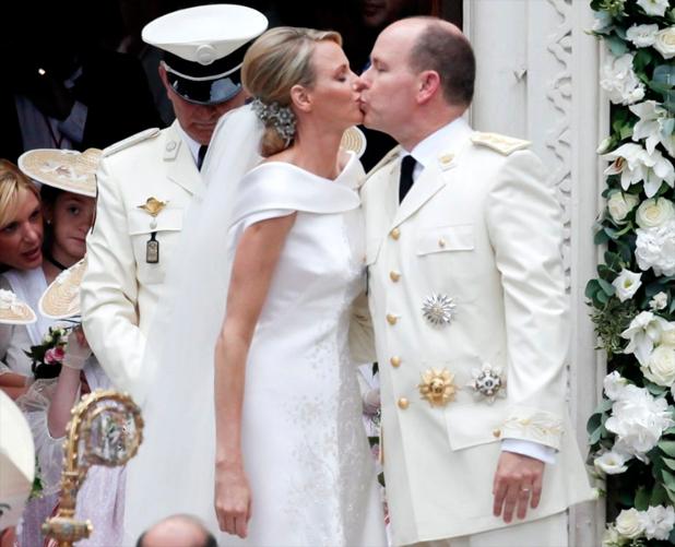 Принц Алберт сватба