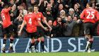 Радост в Манчестър Юнайтед 140