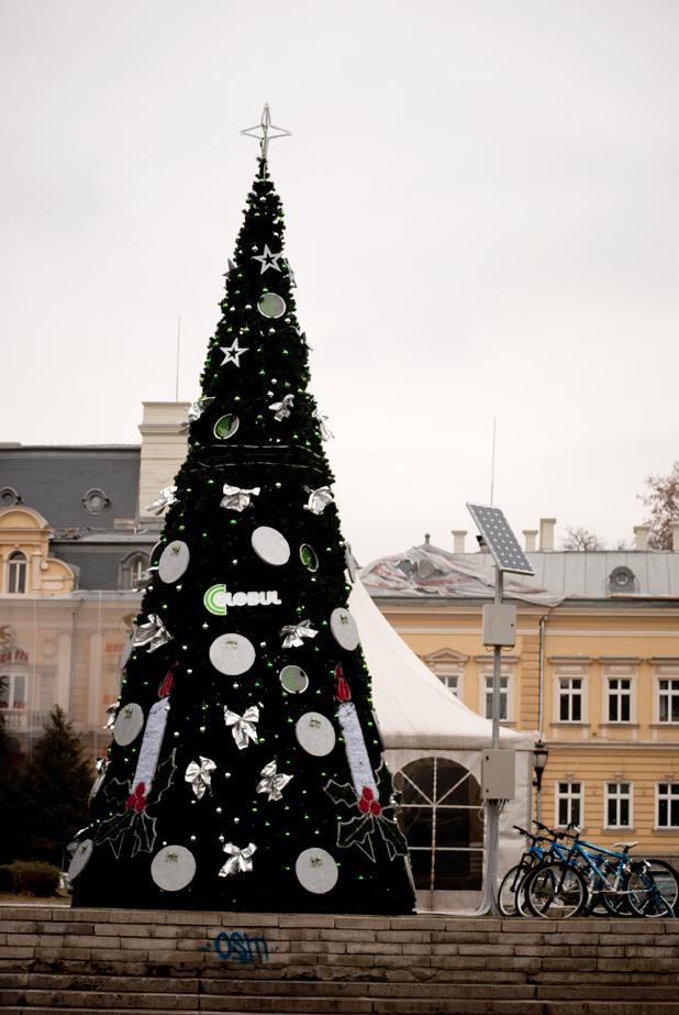 Тиха Коледа