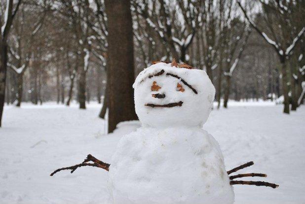 снежен човек