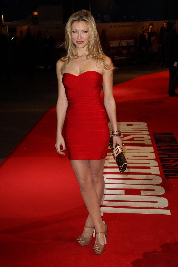 червена рокля, caprice
