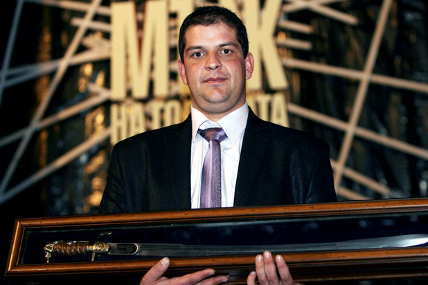 Стефан Стойчев - Мъж на годината 2011