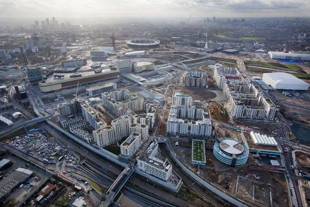 лондон, олимпийско градче