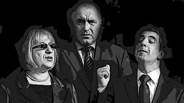 Клетва на новия президент Росен Плевнелиев - Колаж