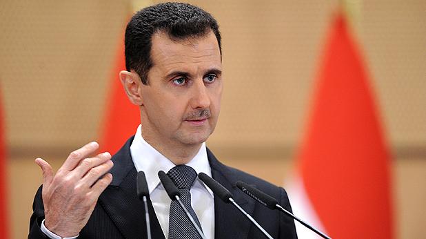 Башар ал Асад