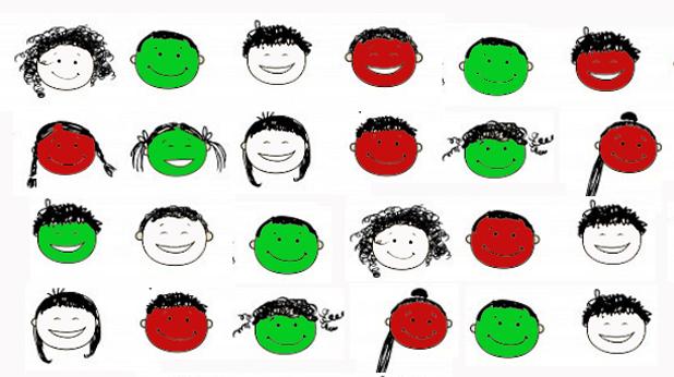 Усмихнати хора