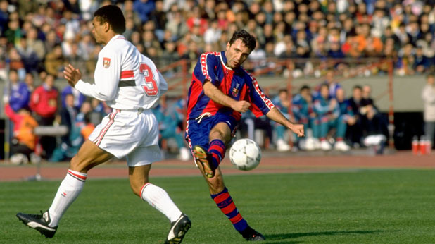 Междуконтинентална купа, 1992, Сао Пауло, Барселона, Христо Стоичков