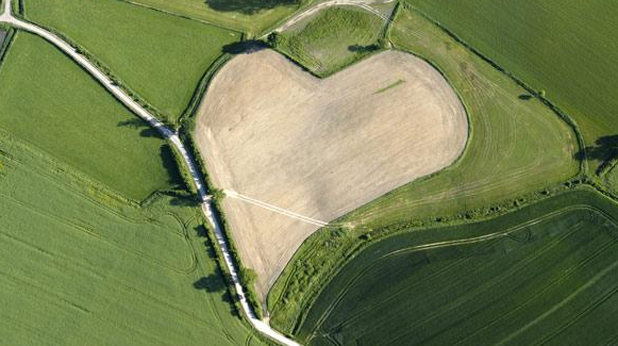природно сърце