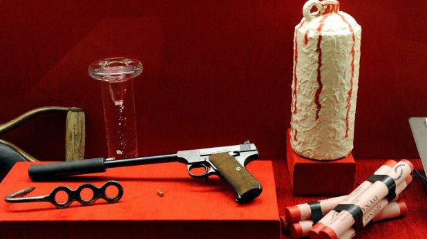 гангстер, оръжия, музей, 4