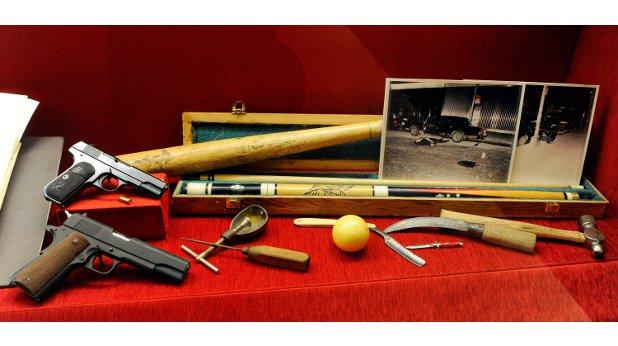 гангстер, оръжия, музей, 6