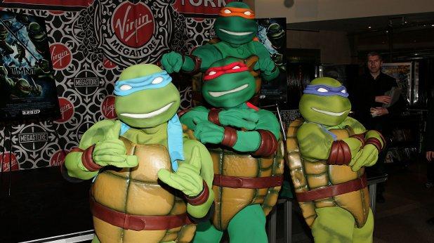 костенурки, нинджа, 3