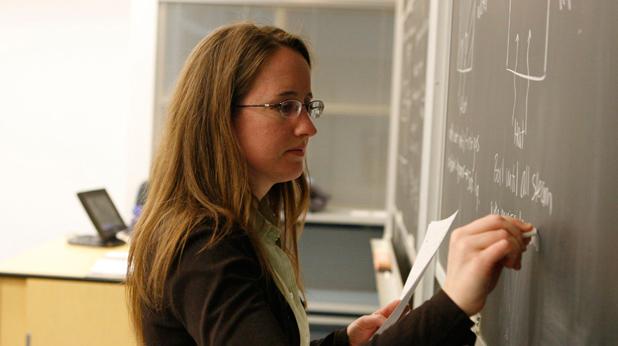 Учителка