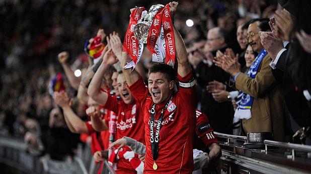 Ливърпул, Купа на Лигата, 2012, Стивън Джерард