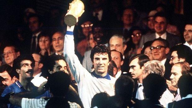Дино Дзоф, Италия, световна купа, световен шампион, мондиал 1982