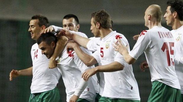 България, национален отбор, радост, Валери Божинов, Веселин Минев, Николай Бодуров, Иван Иванов
