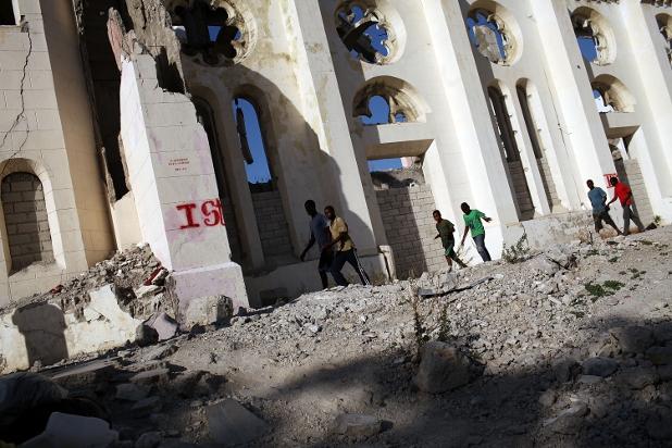 хаити, 11