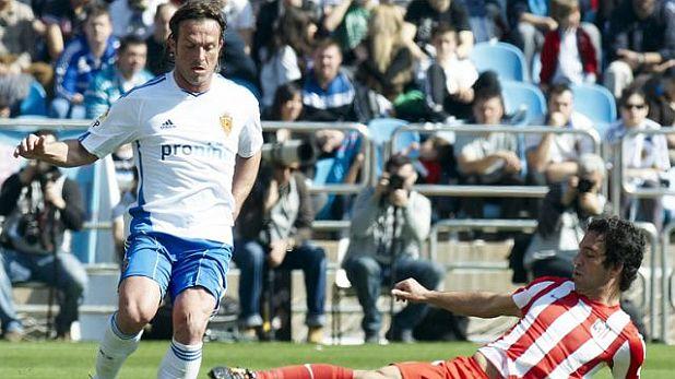 Реал (Сарагоса) - Атлетико (Мадрид) 1:0 на 25 март 2012