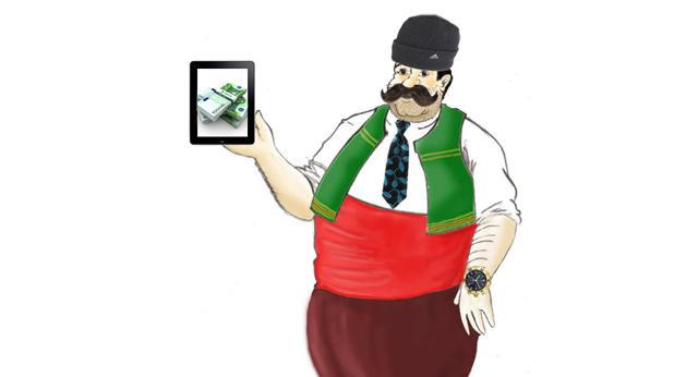 Съвременен Бай Гамьо
