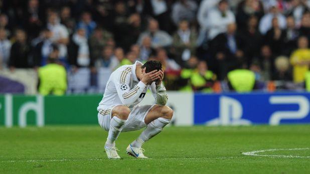 Кристиано Роналдо, Реал (Мадрид), дузпа, Байерн