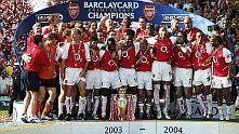 Арсенал, Непобедимите, шампион, Висша лига, Англия, сезон 2003/04