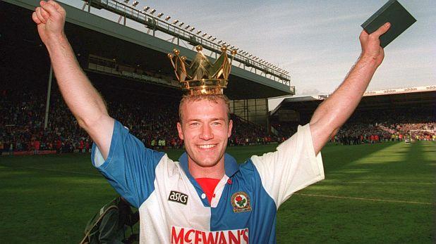 Алън Шиърър, Блекбърн, шампион, Висша лига, Англия, сезон 1995/96