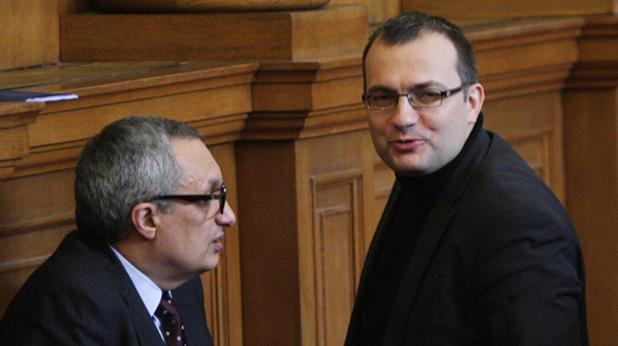Мартин Димитров и Иван Костов