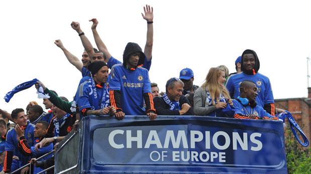 Челси, европейски шампион, 2012, шампионска лига, Роман Абрамович