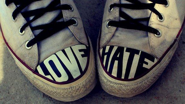 любов, омраза