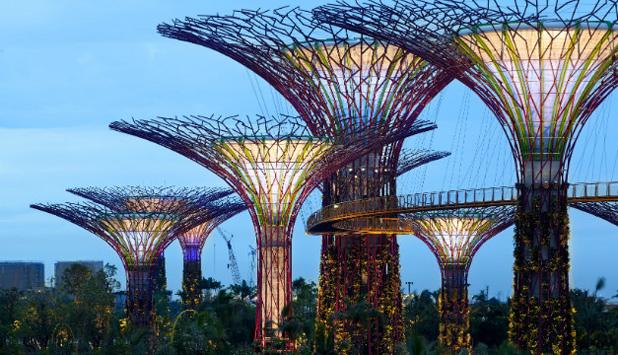 соларни градини