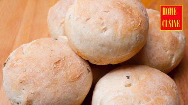 хляб с босилек