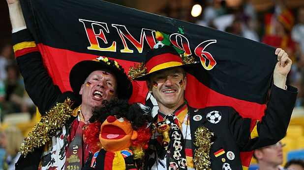 фенове, Германия