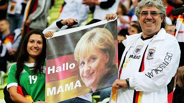 фен, Германия, Ангела Меркел