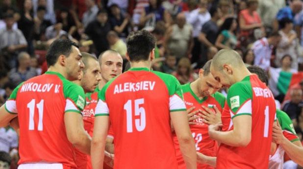 България, волейбол, национален отбор, Владимир Николов, Тодор Алексиев