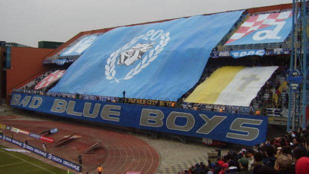 Динамо (Загреб), агитка, Bad Blue Boys