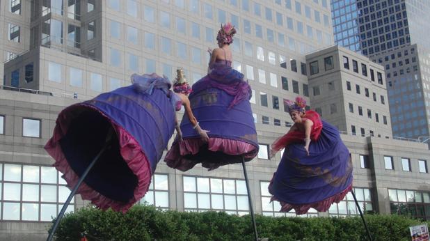 въздушен балет