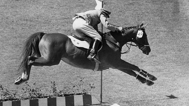Дълъг скок на кон