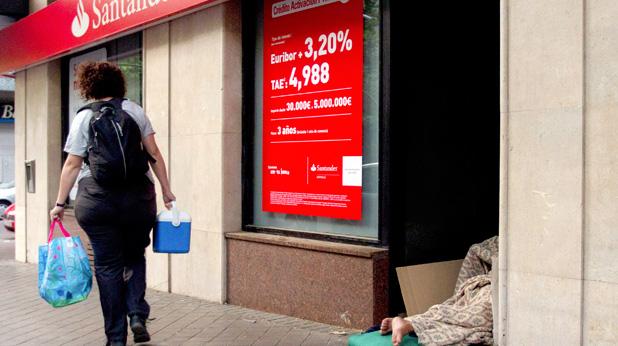 Испания криза