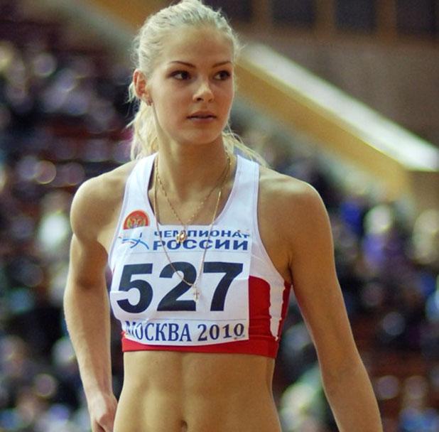Дария Клишина, дълъг скок