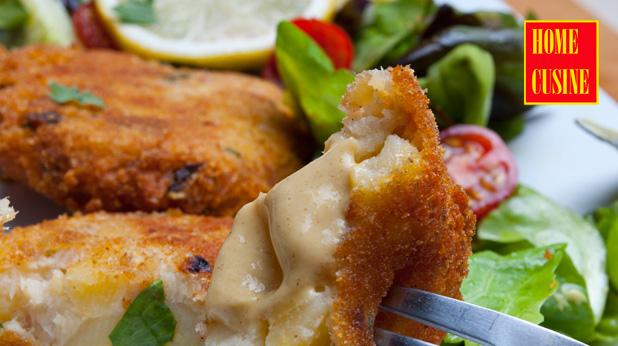 кюфтета от картофи и риба тон
