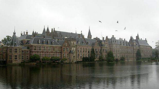 Парламентът в Хага