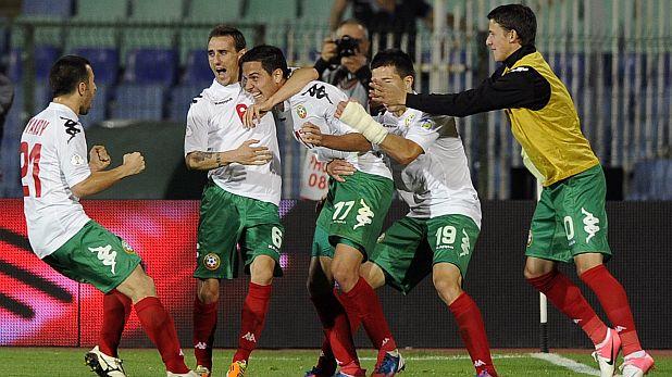 България, радост, национален отбор, Георги Миланов, Йордан Минев