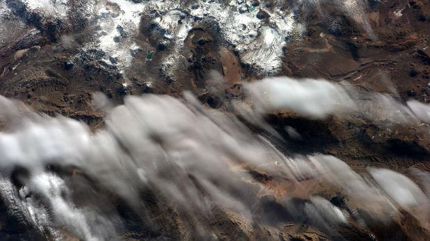 Андите от Космоса